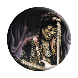Jimi Hendrix - Jams Pinback Button (Pack Of 2)