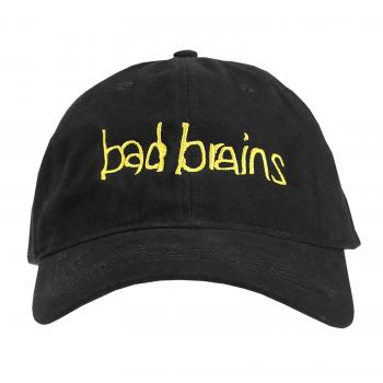 Bad Brains - Yellow Logo - Hat