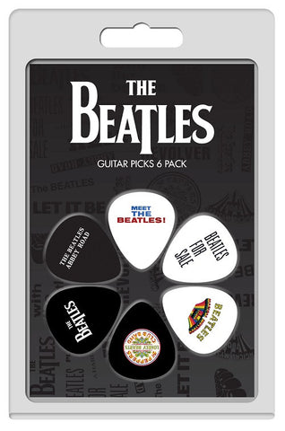 The Beatles - Guitar Pick Set