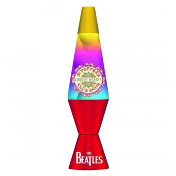 The Beatles - Sgt. Peppers Lava Lamp
