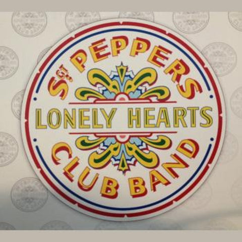 Beatles - Sgt. Peppers Lonely Mouse Pad