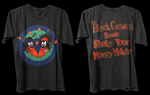 The Black Crowes - Moneymaker Black T-Shirt