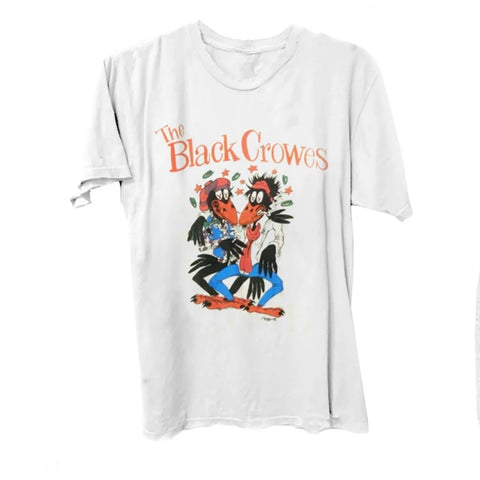 The Black Crowes - Moneymaker White T-Shirt