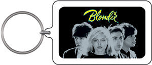 Blondie - Photo Keychain
