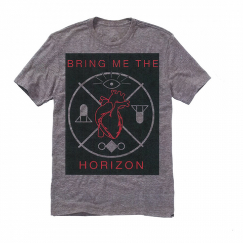 Bring Me The Horizon - Hearts And Symbols T-Shirt