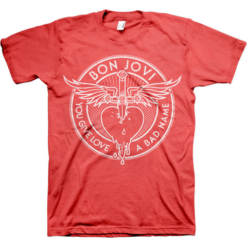 Bon Jovi - Through The Heart T-Shirt