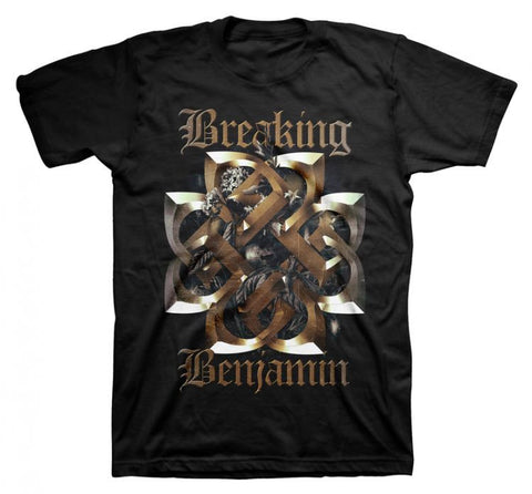 Breaking Benjamin - Floral T-Shirt