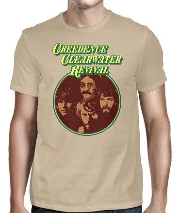 Creedence Clearwater Revival - Legendary Classic T-Shirt