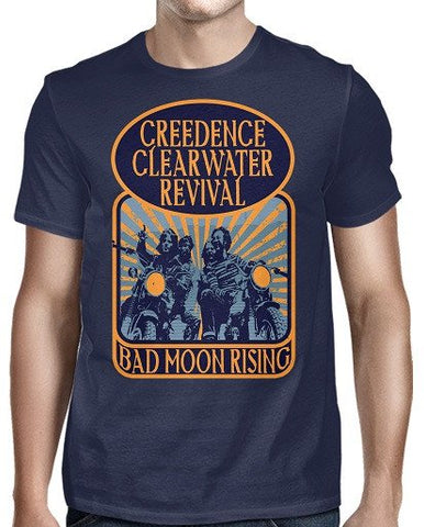 Creedence Clearwater Revival - Bad Moon Rising T-Shirt
