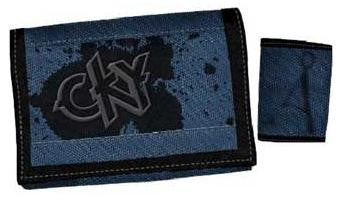 CKY - Blue Nylon Wallet