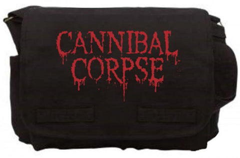 Cannibal Corpse - Logo Messenger Bag