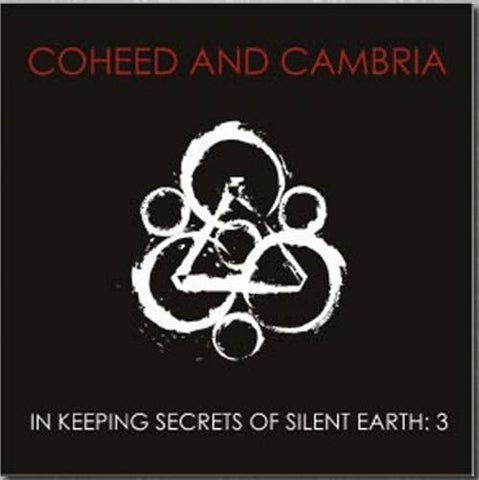 Coheed & And Cambria - Sticker - Keywork Logo