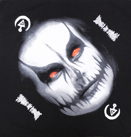 Cradle Of Filth - Bandana - Dani Filth Logo