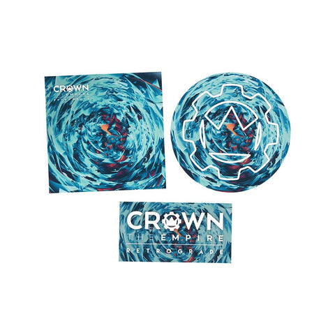 Crown The Empire - Sticker Set - Retrograde