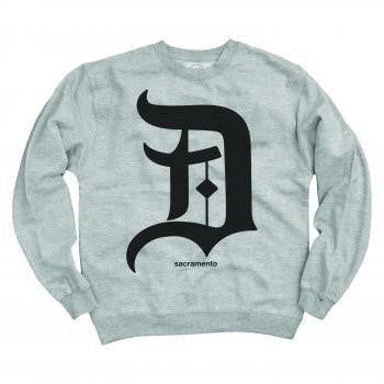 Deftones - D Crewneck Sweater