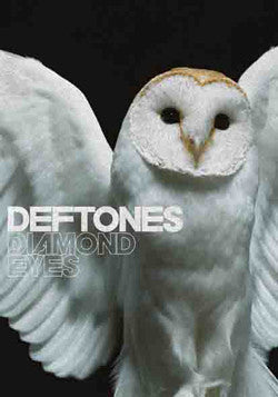 Deftones - Diamond Eyes Poster Flag