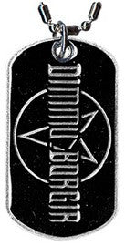 Dimmu Borgir - Dog Tag Necklace