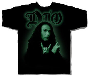 Dio - Ronnie James Dio Photo T-Shirt
