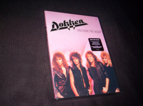 Dokken - DVD - Unchain The Night