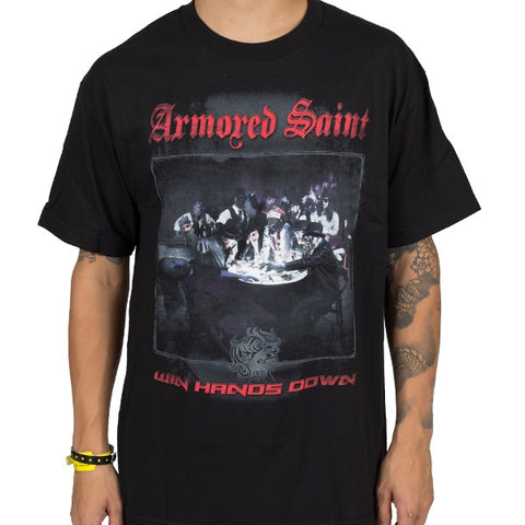 Armored Saint - Win Hands Down - T-Shirt