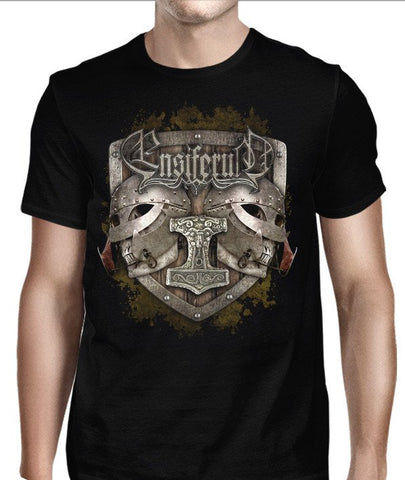 Ensiferum - Shield Tour Dates T-Shirt