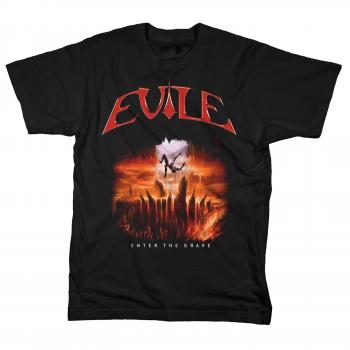 Evile - Enter The Grave T-Shirt