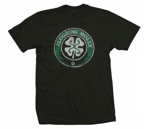 Flogging Molly - Classic Logo T-Shirt