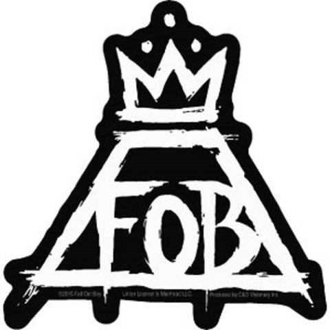 Fall Out Boy - Crown Sticker
