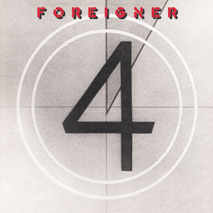 Foreigner - Four Magnet