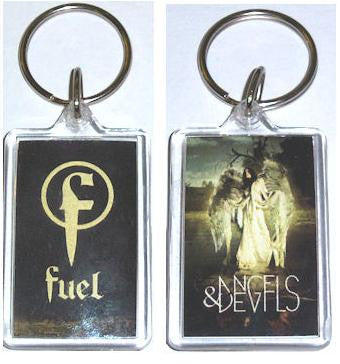 Fuel - Angels & Demons Keychain
