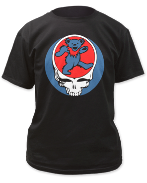 Grateful Dead - Steal Your Bear T-Shirt