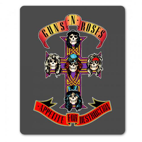 Guns N Roses - Cross Logo Fleece Blanket