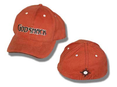 Godsmack - Burnt Orange Logo Cap