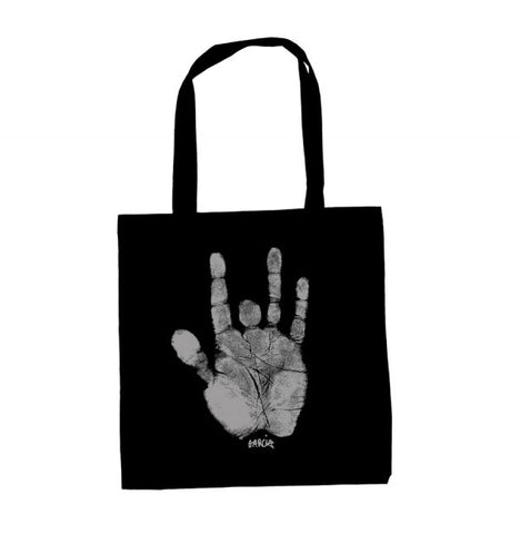 Grateful Dead - Jerry Garcia - Hand Tote Bag