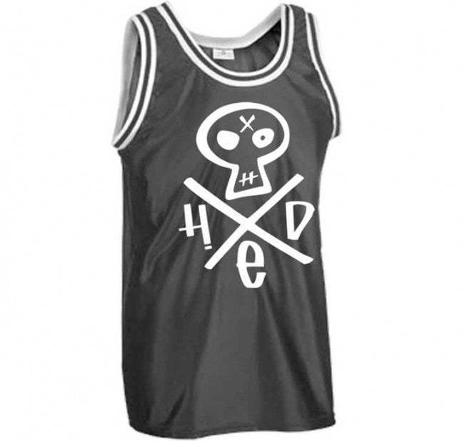 8f6c55180bb Hed P.E. - Hed Skull 95 Basketball Jersey – Rock Merch Universe