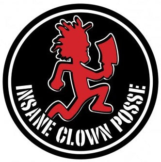 Insane Clown Posse - Sticker - Hatchetman Logo - Licensed New