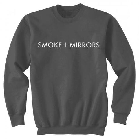 Imagine Dragons - Smoke + Mirrors Crewneck Sweater