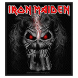 Iron Maiden - Patch - Woven - UK Import -Candle-Collector's Patch