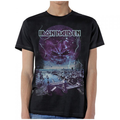 Iron Maiden - Lightning World T-Shirt