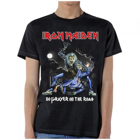 Iron Maiden - No Prayer On The Road T-Shirt