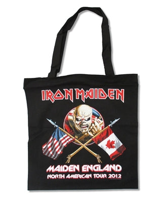 Iron Maiden - Tote Bag