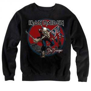 Iron Maiden - Trooper Crewneck Sweater