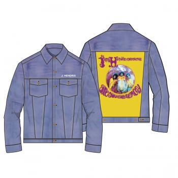 Jimi Hendrix - Denim Jacket