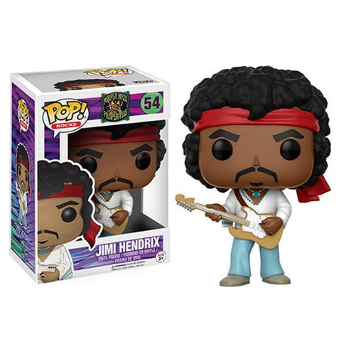 Jimi Hendrix - Vinyl Figure - Purple Haze-Woodstock - Licensed NEW IN BOX