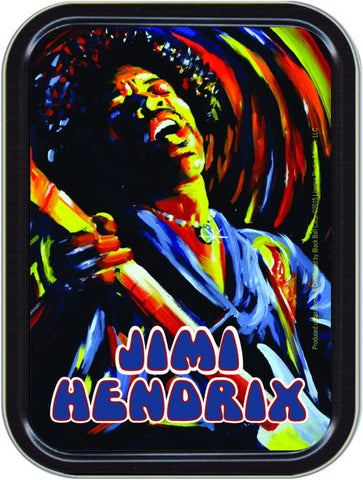 Jimi Hendrix - Collector's Tin - Painting