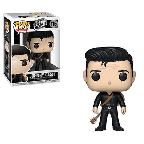 Johnny Cash - Vinyl Figure - Licensed New In Window Display Collector Box