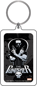 The Punisher - Logo Keychain