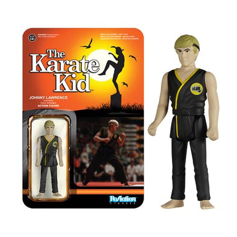 Karate Kid- Action Figure- Johnny Lawrence- Movie Collector's- Licensed New