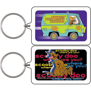 Scooby-Doo - Where Are You? Keychain