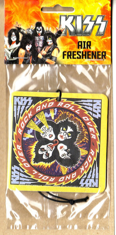 KISS - Faces Air Freshener
